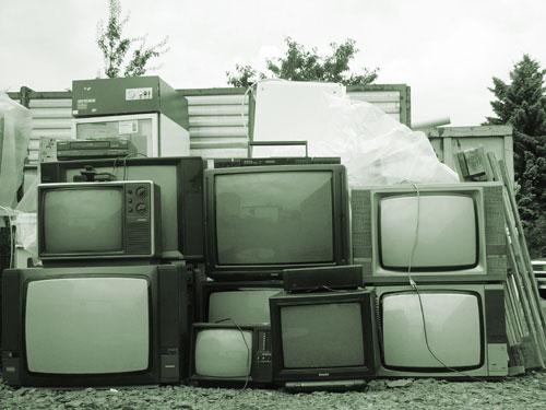 Fernseher zu Alteisen?