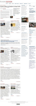 Screenshot der Reader's Edition