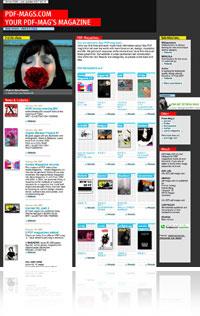 Screenshot pdf-mags.com