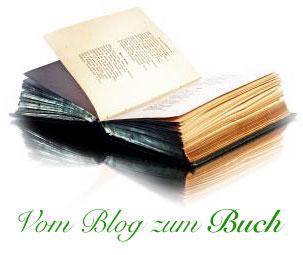 Logo 'Vom Blog zum Buch'