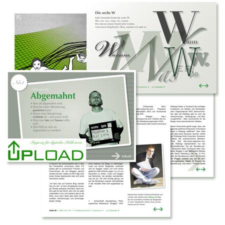 Vorschau auf das UPLOAD-PDF-Magazin