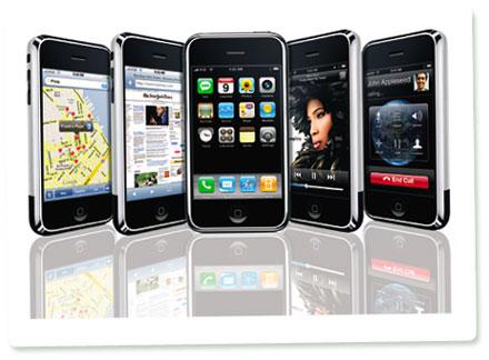 Produktfoto Apple iPhone