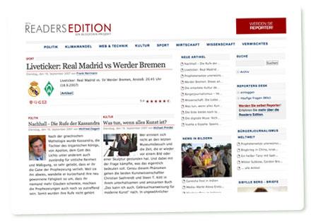 Screenshot Readers Edition
