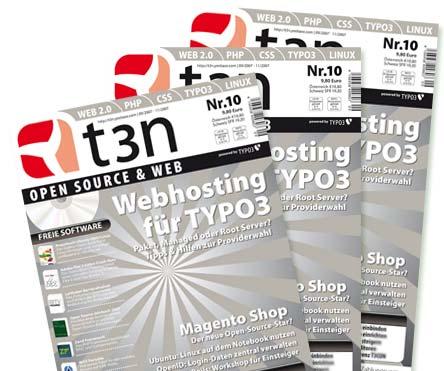 Covers T3N Magazin