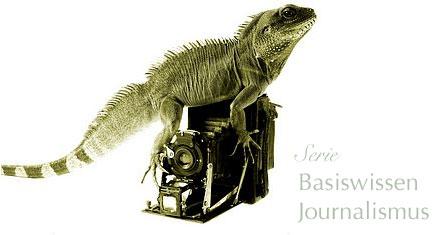 Basiswissen Journalismus