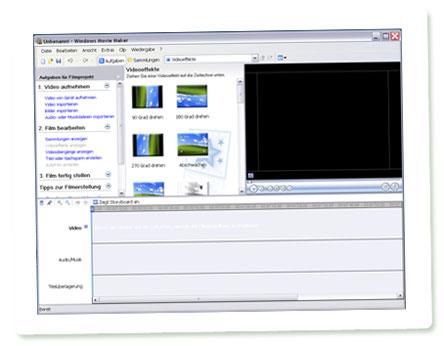 Screenshot Movie Maker