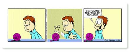"""""""Garfield Minus Garfield"""""""