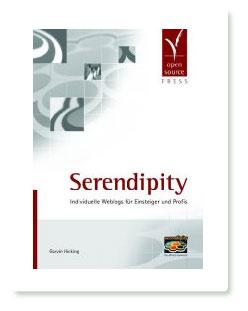 Cover: Serendipity-Buch von Garvin Hicking