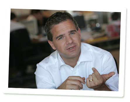 Mario Grobholz, Country Manager Deutschland bei Overblog