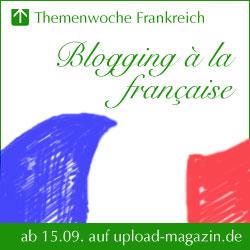 Französische Wochen bei Upload