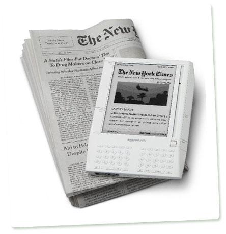 Amazon Kindle und die New York Times