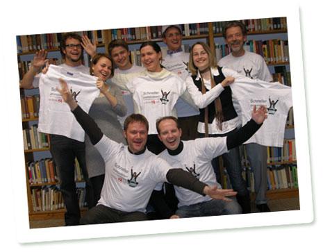 Das Team von scholarz.net