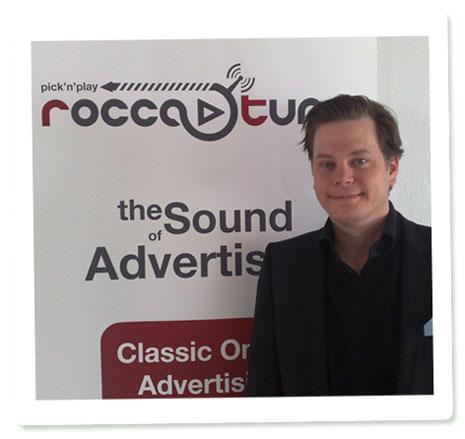 Constantin Thyssen, Gründer von roccatune