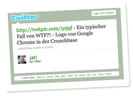 Twitpic-Tweet
