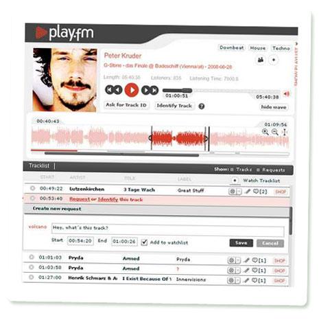 Player von PLAY.FM