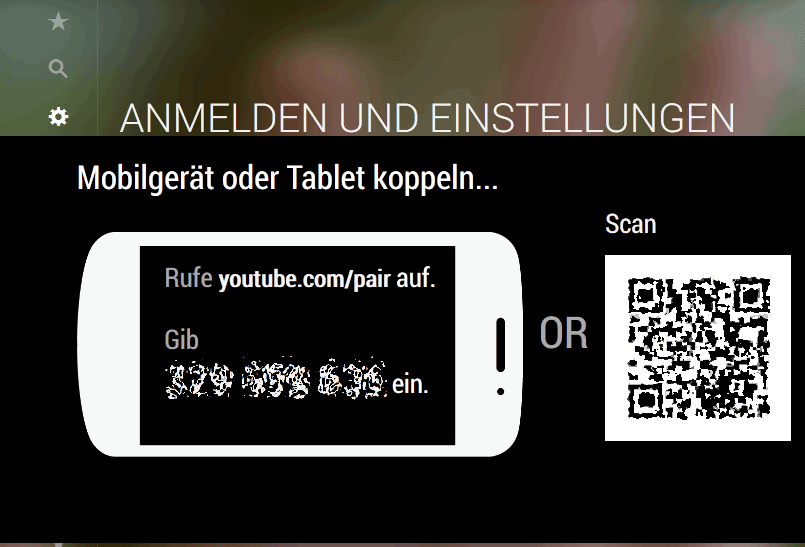 youtube remote