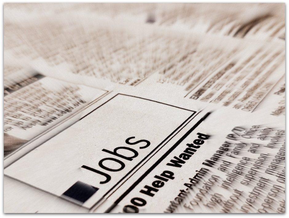 Die traditionelle Jobsuche in den Stellenanzeigen der Zeitungen spielt in der digitalen Branche für einige Jobsuchende nicht mehr die Hauptrolle. Foto: photologue_np (CC BY 2.0)