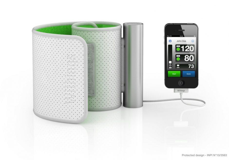 Withings Blutdruckmesser