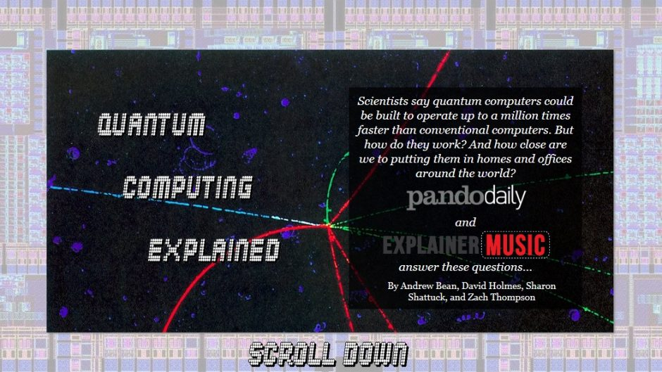 Quantum Computing Explained