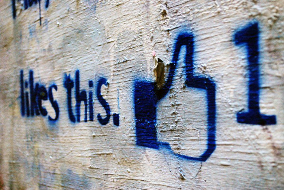 """Nur mit einem """"Like this!"""" wird eine Facebook-Fanpage nicht erfolgreich. Bild: Ksayer1 / flickr.com, Lizenz: CC-BY-SA"""