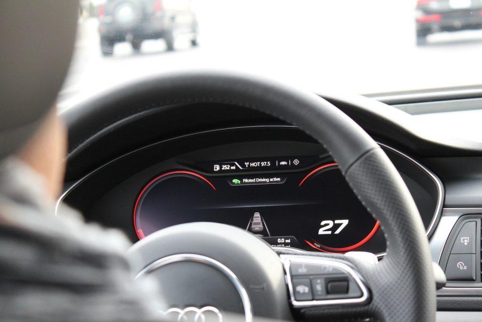 Audi-Cockpit