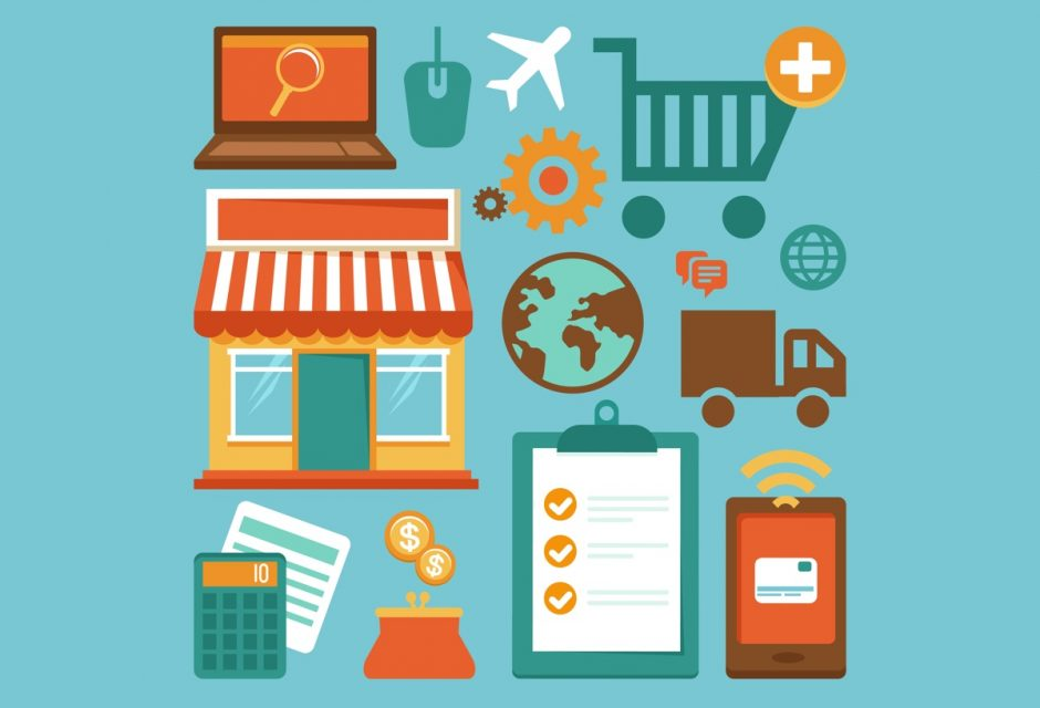 Illustration Commerce