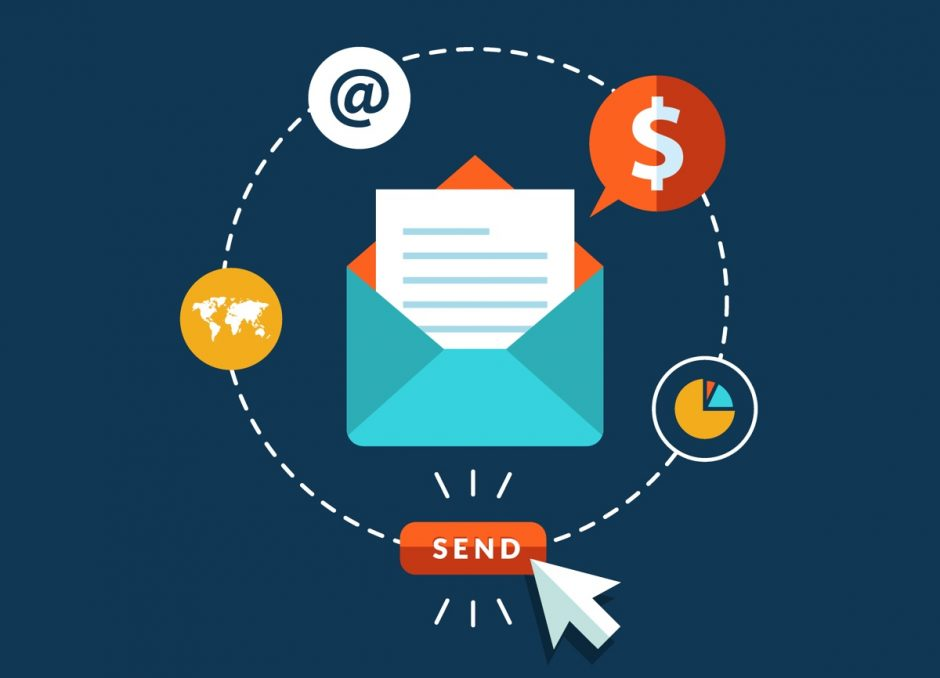 Symbol E-Mail-Marketing
