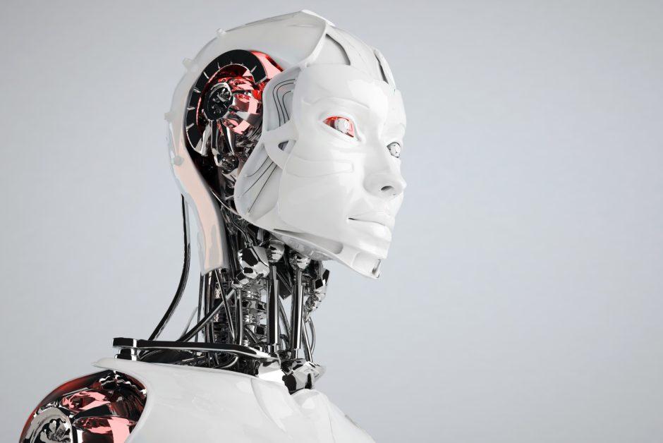 Symbolbild Roboter