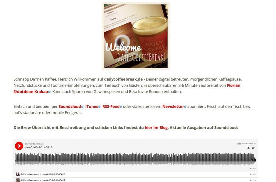 dailycoffeebreak.de