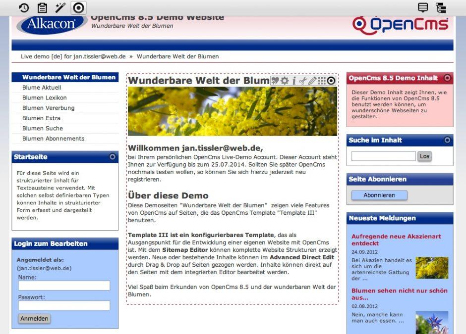 OpenCms