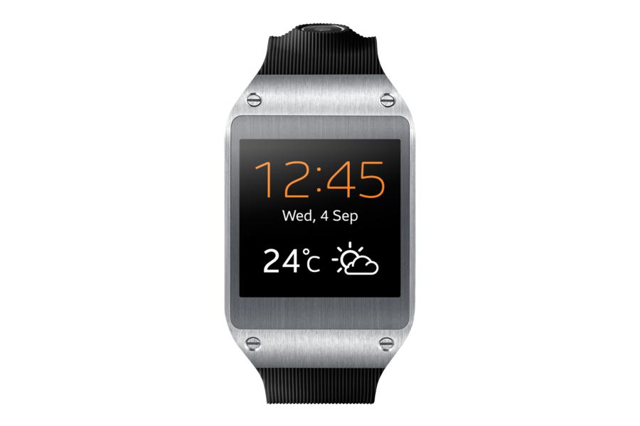 Galaxy Gear: Nur die erste von mittlerweile mehr als fünf Smartwatches aus dem Hause Samsung