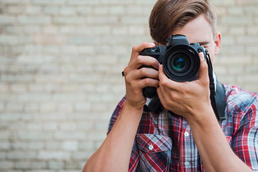 Symbolbild Digitalkamera