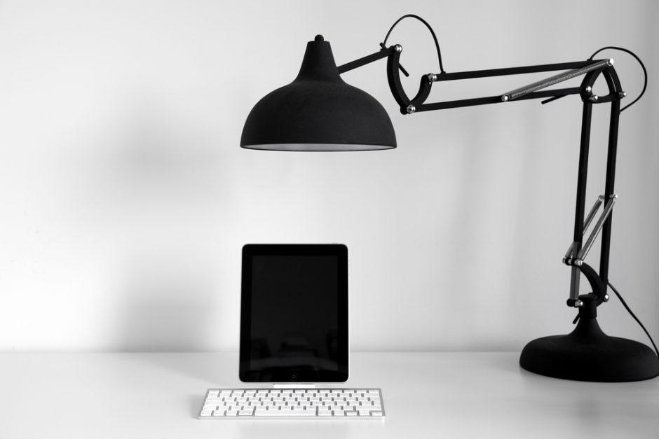 iPad Desk
