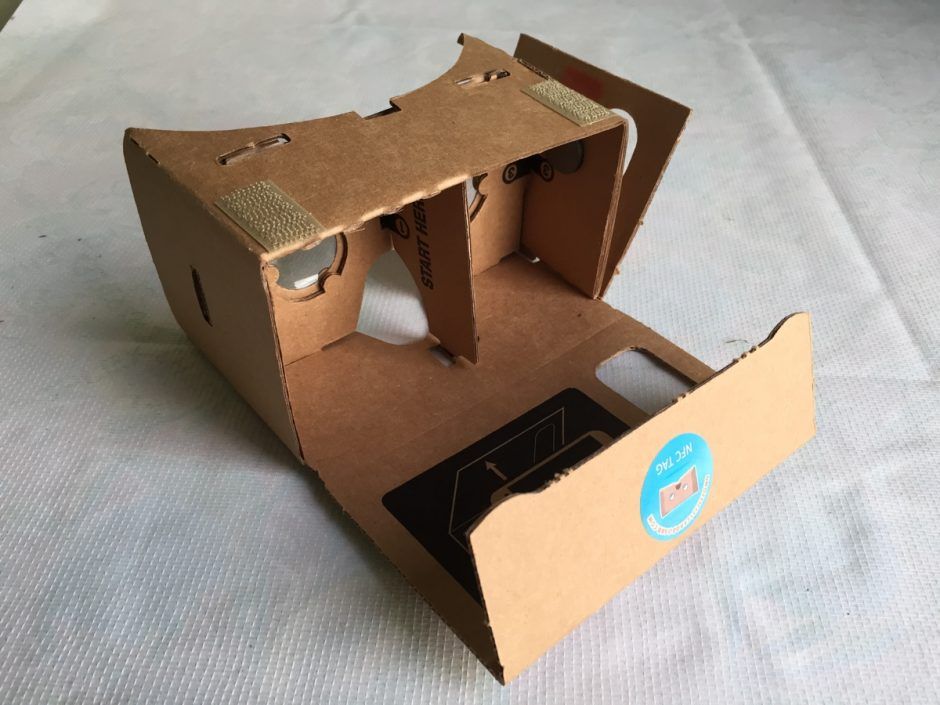 Unofficial Cardboard