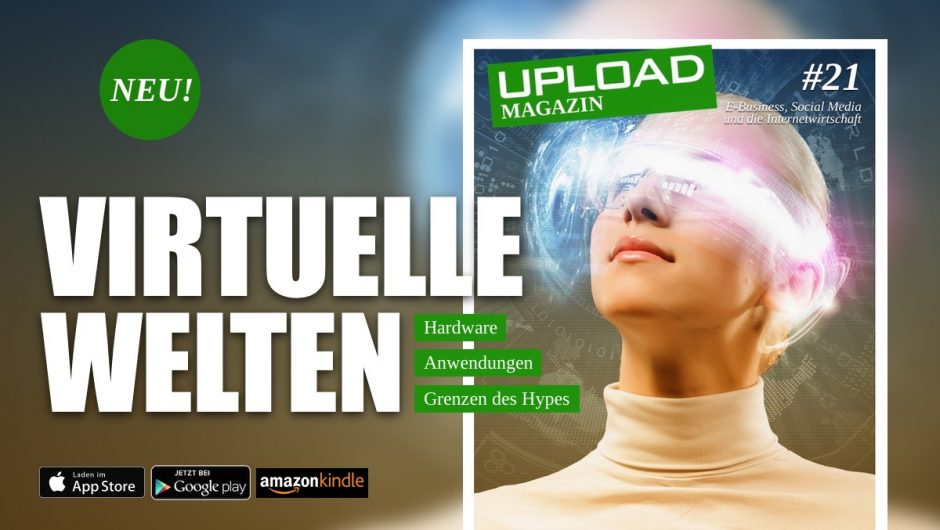 UPLOAD Magazin im April 2015