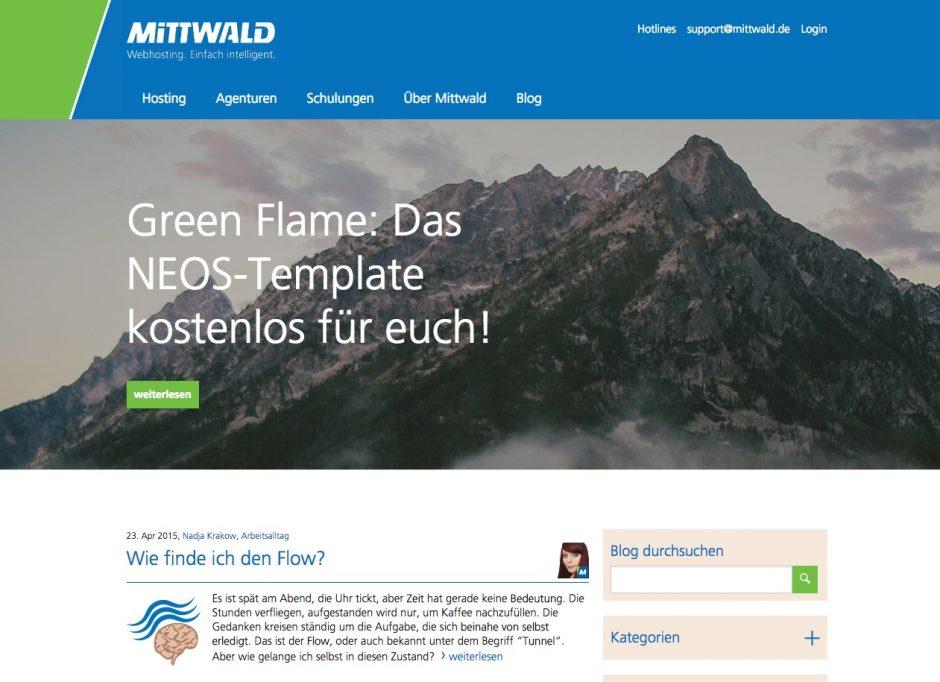Mittwald-Blog