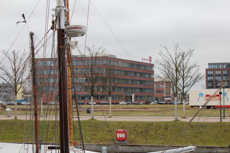 Das Telekom-Kundencenter in Kiel. Von hier aus agiert das A(lert)-Team.