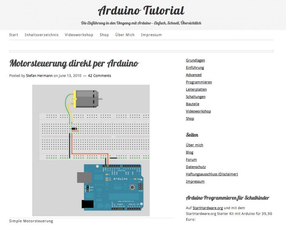 Arduino-Tutorial