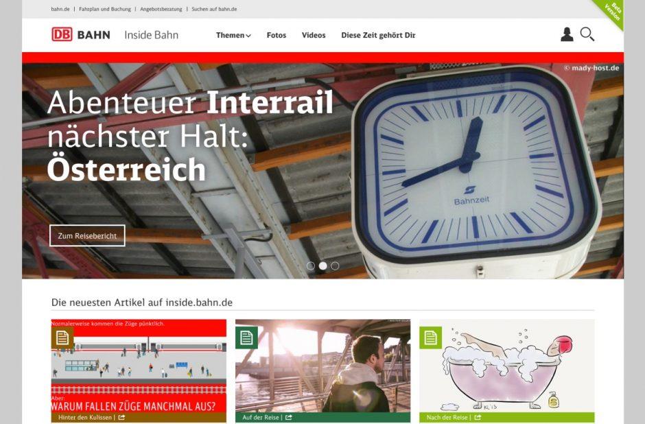 Inside Bahn