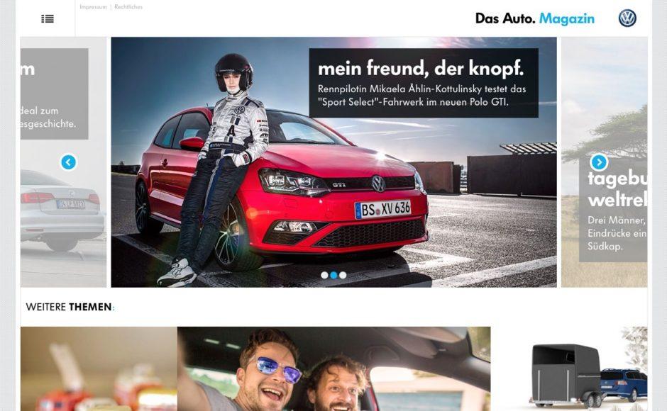 VW Automagazin