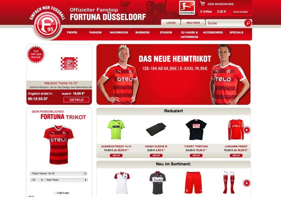 Fortuna Fanshop