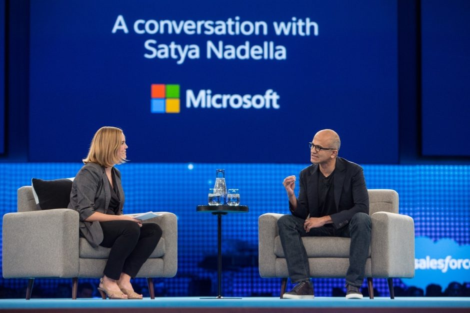 Microsoft-CEO Satya Nadella (Foto: Jakub Mosur Photography)