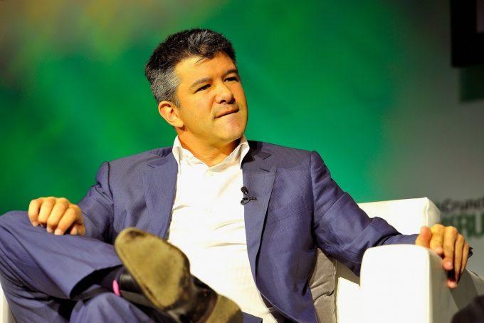 Genug Geld in den Satteltaschen seines Einhorns: Uber-CEO Travis Kalanick. (Foto: Steve Jennings/Getty Images für TechCrunch. Lizenz: CC BY 2.0)