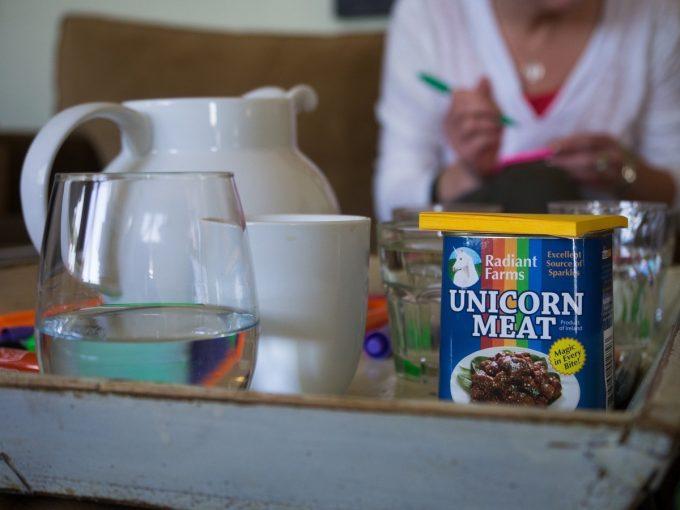 """(Foto: """"Unicorn Meat"""" von Eugene Kim auf flickr.com. Lizenz: CC BY 2.0)"""