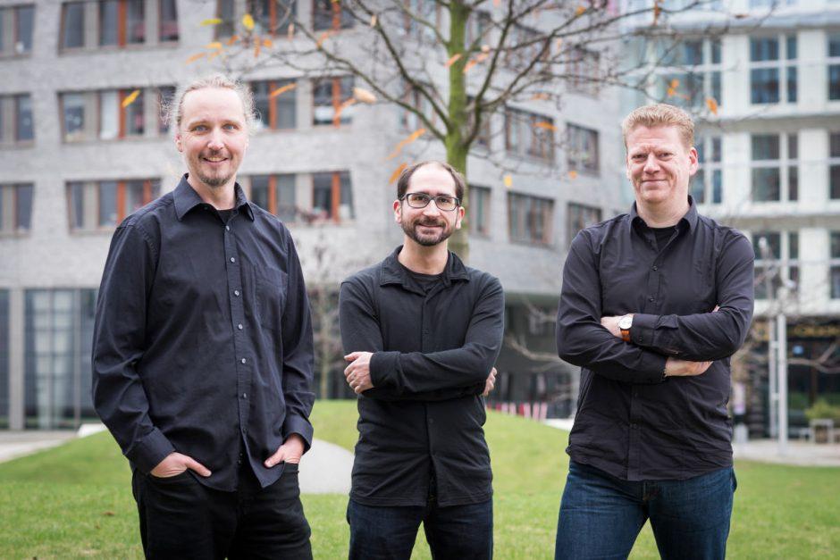 Jan Tißler, Sebastian Schürmanns, Falk Hedemann