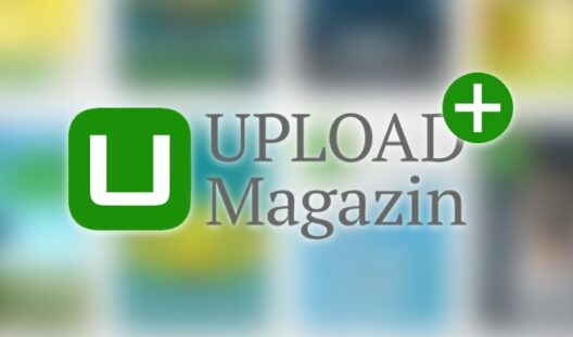 UPLOAD Magazin Plus