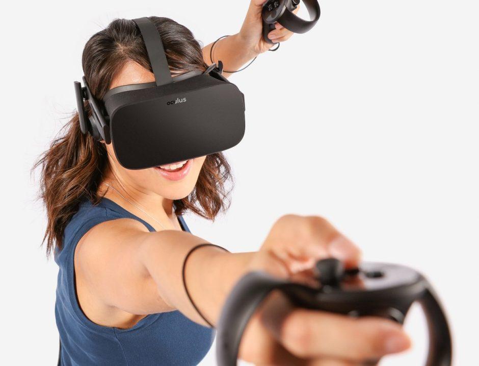 Wird als Mainstream-Produkt verkauft, spricht aber mehr die erfahrenen User an - Oculus Rift. (Foto: Oculus VR)