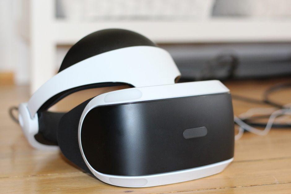 Gehört mit zu den schwesten VR-Brillen - PlayStation VR. (Foto: Sony)