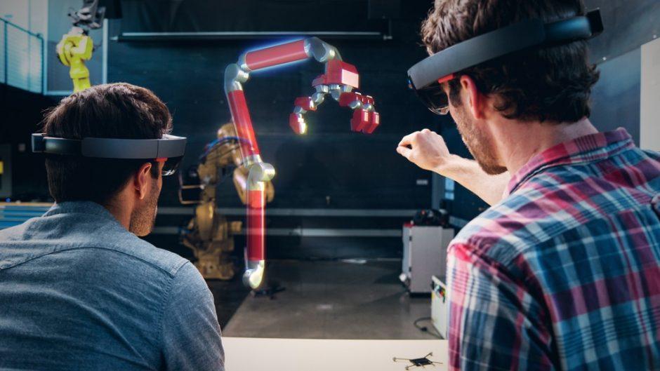 HoloLens-Anwendungsbeispiel