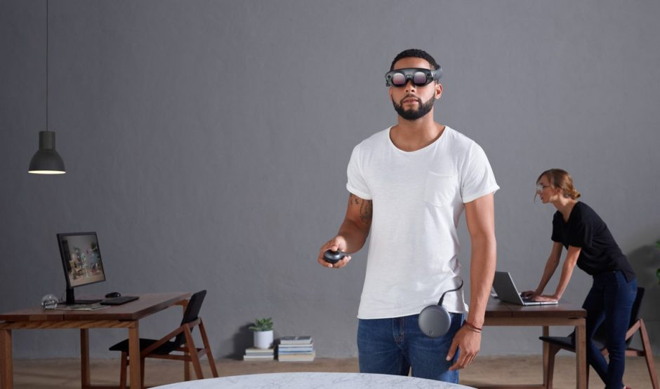 Pressefoto Magic Leap